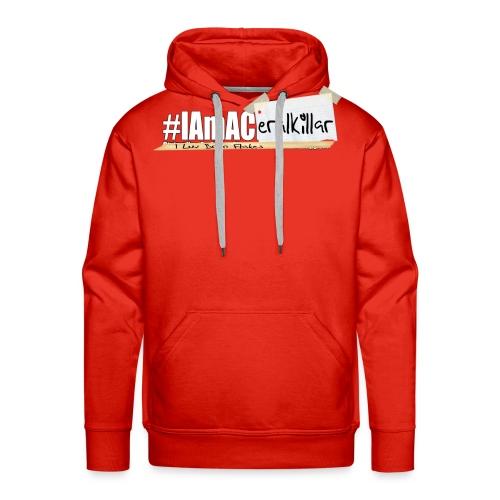 #IAmACerealKiller - Men's Premium Hoodie