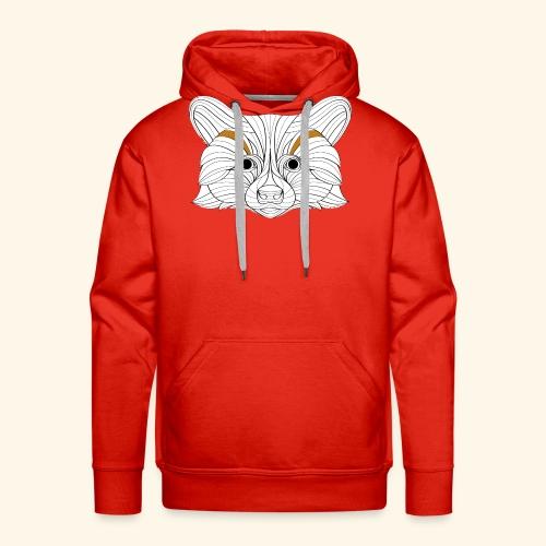 Der Fuchs - Männer Premium Hoodie