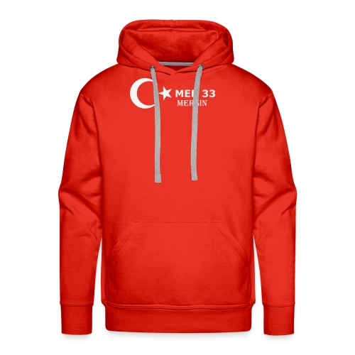 mersin 33 Türkei Türkye - Männer Premium Hoodie