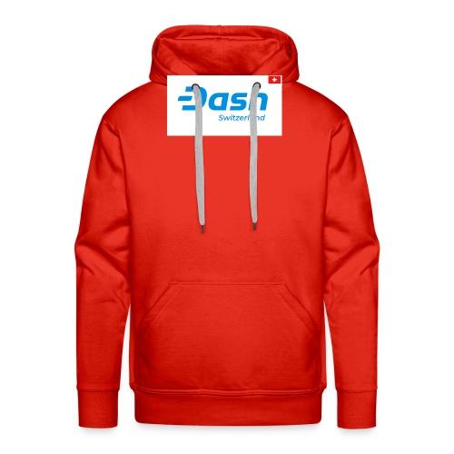 Dash Switzerland - Männer Premium Hoodie