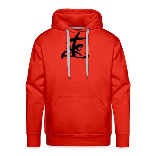 resistencia TEKST - Mannen Premium hoodie