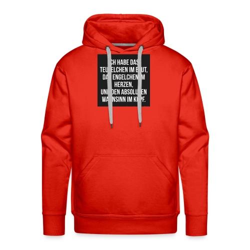 Teufel - Männer Premium Hoodie