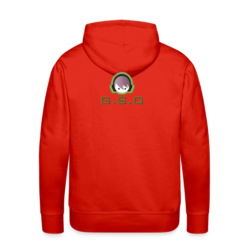 Gaming Spain Online - Men's Premium Hoodie