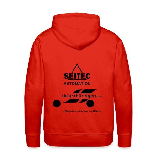 2014_t-shirt - Männer Premium Hoodie
