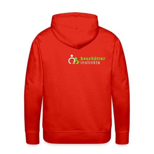 logo 2c ohne ev - Männer Premium Hoodie