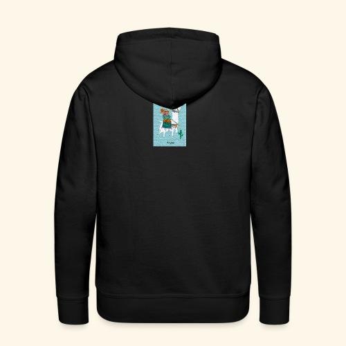 Lama Gang - Männer Premium Hoodie