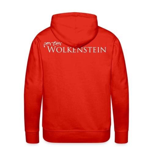 PORTER Wolkenstein Typo Vektor - Männer Premium Hoodie
