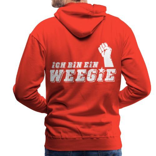Ich Bin Ein Weegie - Men's Premium Hoodie