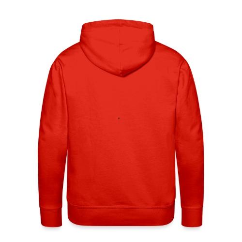 Vriendschap - Mannen Premium hoodie