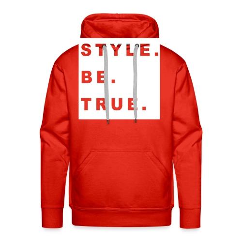 T Shirt RUNfRont png - Männer Premium Hoodie