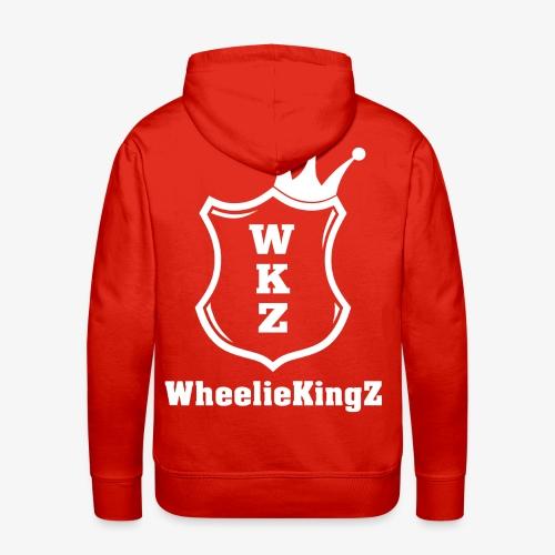 WheelieKingZ - Männer Premium Hoodie