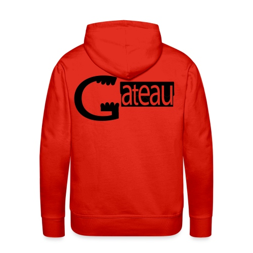 Gateau - Sweat-shirt à capuche Premium pour hommes