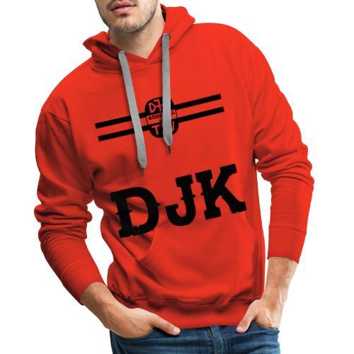 DJK BRUSTRING - Männer Premium Hoodie