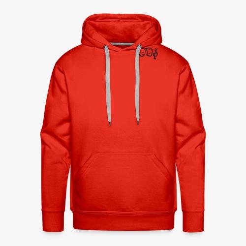 new ods logo 5cm x 7cm - Men's Premium Hoodie