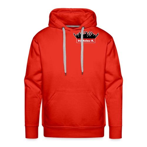 t-shirt_heinz-k_logo_vorn - Männer Premium Hoodie