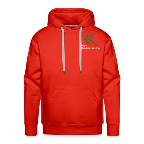 Regio UH tekst 2r tak - Mannen Premium hoodie