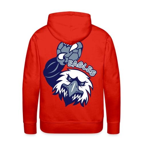 Eagles Handball - Sweat-shirt à capuche Premium pour hommes