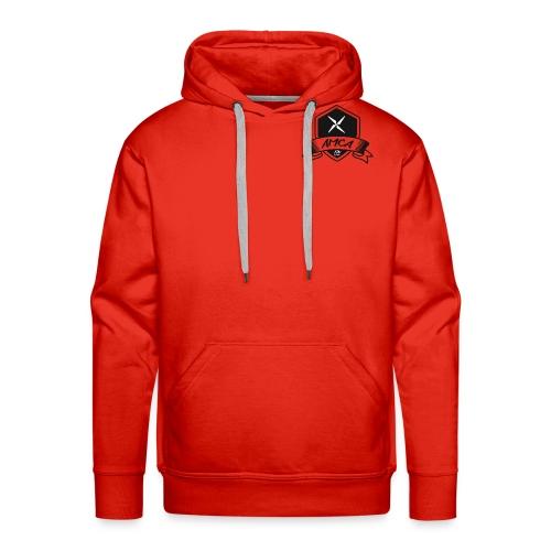 LogoQuality-01-01.png - Sweat-shirt à capuche Premium pour hommes
