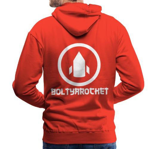 Bolt Ya Rocket - Men's Premium Hoodie