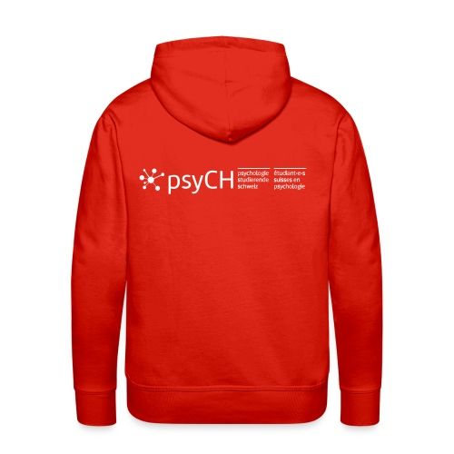 psyCH - Männer Premium Hoodie