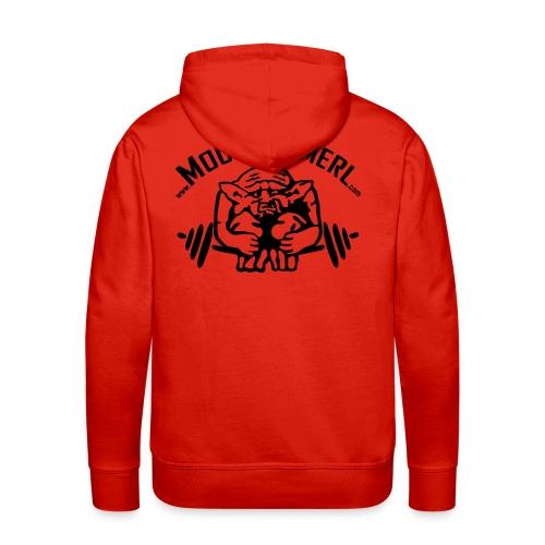 moosbummerl - Männer Premium Hoodie