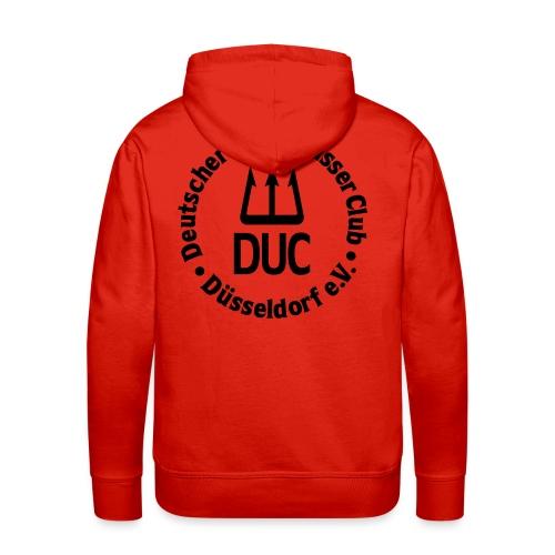 duc logo 1 - Männer Premium Hoodie