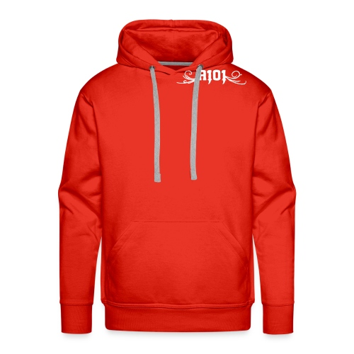 a101 logo klein - Men's Premium Hoodie