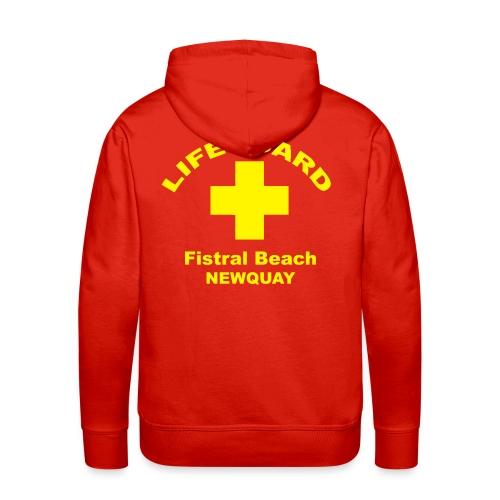 lifeguard - Men's Premium Hoodie