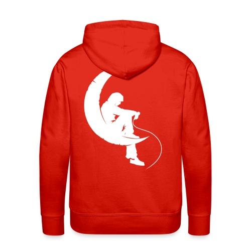 Flèvprod - Sweat-shirt à capuche Premium pour hommes