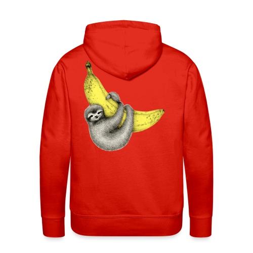 Bananas About You - Men's Premium Hoodie