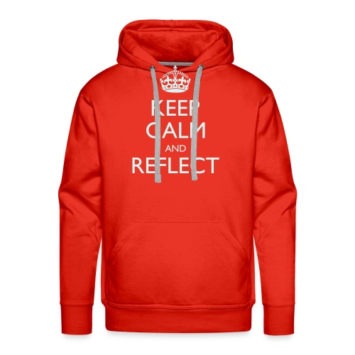 reflect - Men's Premium Hoodie