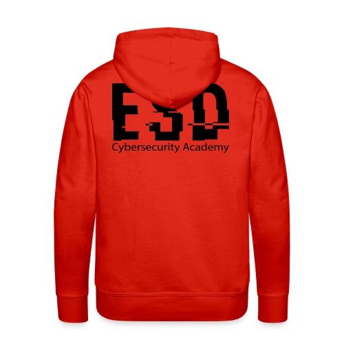 Sweat ESD simple - Sweat-shirt à capuche Premium pour hommes