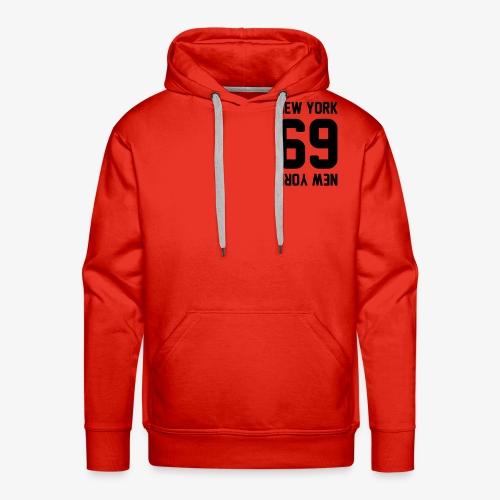 Reflective4you NY69 - Männer Premium Hoodie