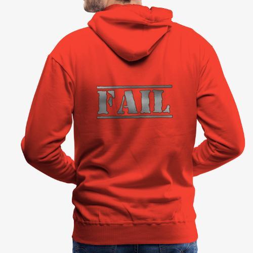 FAIL - Miesten premium-huppari
