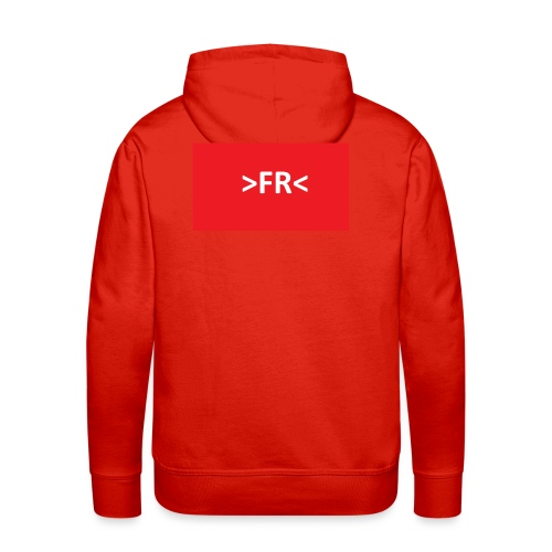 > FR < - Men's Premium Hoodie