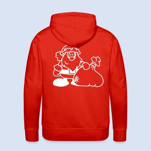 Weihnachtsmann - Weihnachten - Männer Premium Hoodie