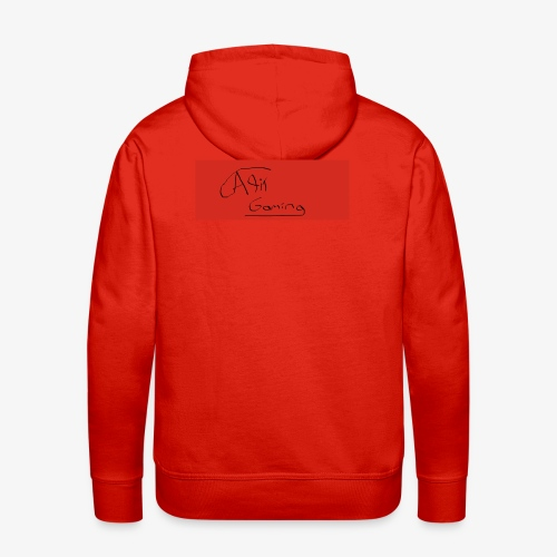 AliT Gaming signed - Men's Premium Hoodie