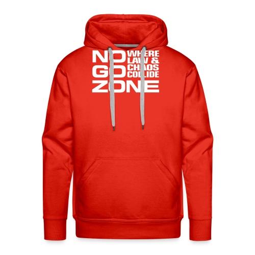 ngz logo - Men's Premium Hoodie