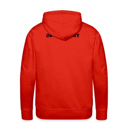organicbeatdj - Männer Premium Hoodie