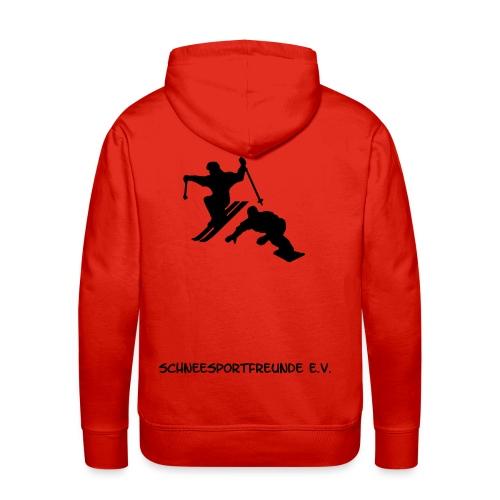 logo ohne gross - Männer Premium Hoodie