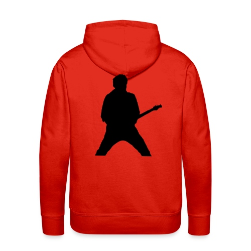 Luke Ombré - Sweat-shirt à capuche Premium pour hommes