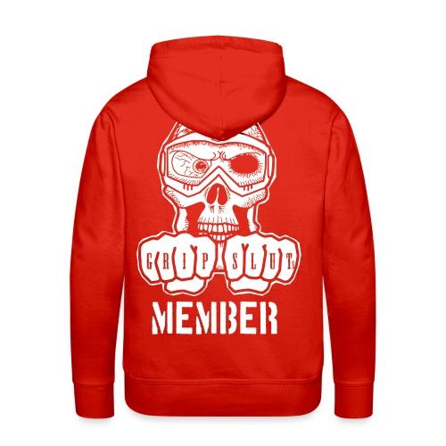 Logo Member - Männer Premium Hoodie