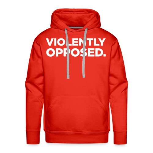 General Election 2019 campaign - Men's Premium Hoodie