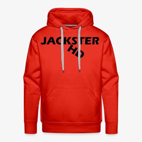 jacksterHD shirt design - Men's Premium Hoodie