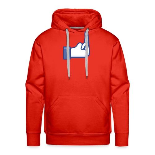 FuckEmoji - Sweat-shirt à capuche Premium pour hommes