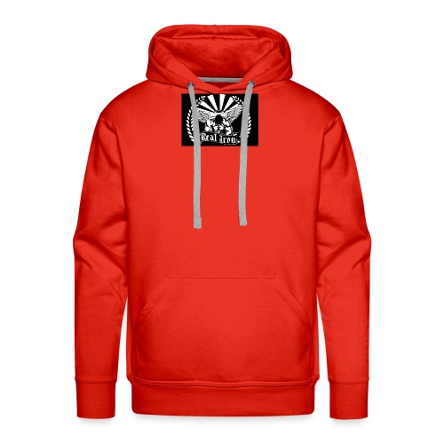 Logo Ironwear - Männer Premium Hoodie