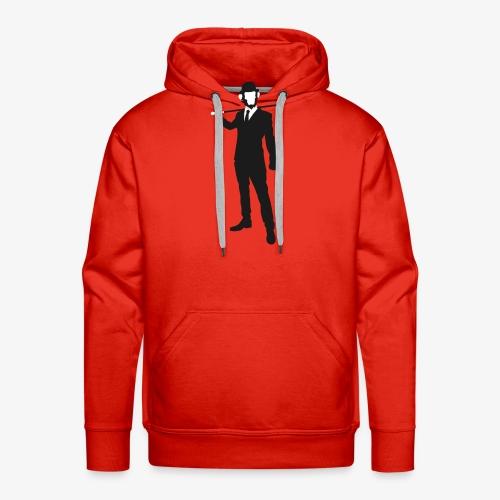 PREMIUM SO GEEEK HERO - MINIMALIST DESIGN - Sweat-shirt à capuche Premium pour hommes