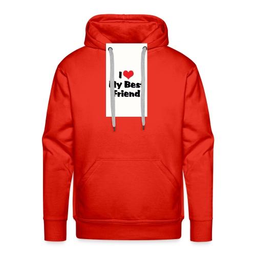 IMG 1426 - Mannen Premium hoodie