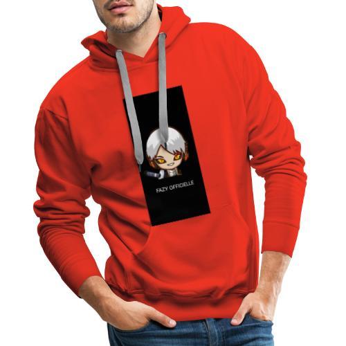 Manga#1 - Sweat-shirt à capuche Premium pour hommes