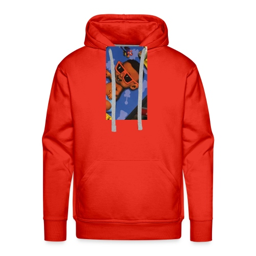bb shirt - Men's Premium Hoodie